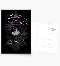 Hyper Dreamer Postcards