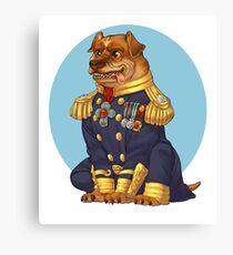 Admiral Brutor Canvas Print