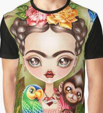 Frida Querida Graphic T-Shirt