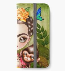Frida Querida iPhone Wallet/Case/Skin