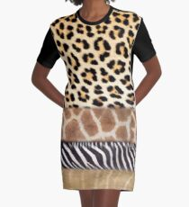 Lodge décor - Expect your soul to be touched forever Graphic T-Shirt Dress