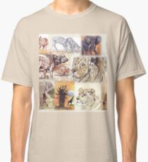 Lodge décor - South Africa's wildlife wonders Classic T-Shirt