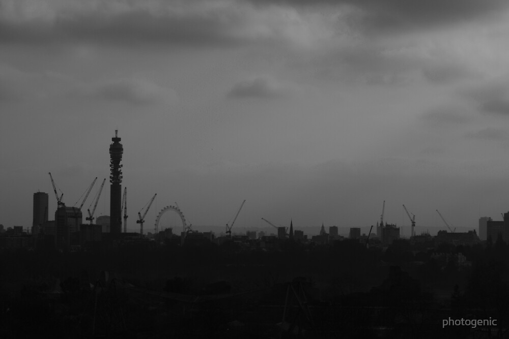 gloomy days by photogenic