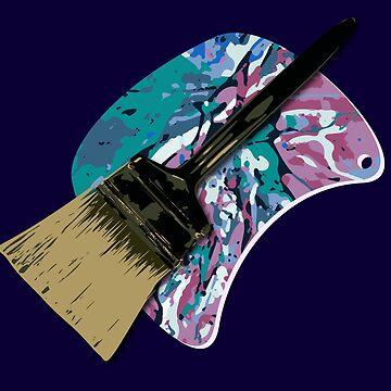 Paint Palette by matepaint