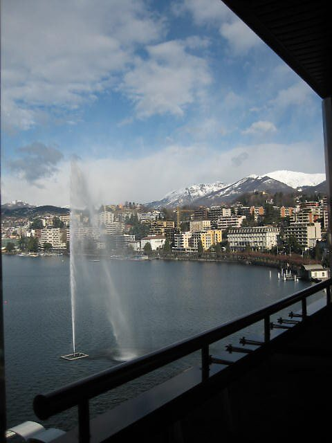 Lugano in Switzerland- 3 by Marichelle