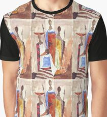 Lodge décor - The Indaba  Graphic T-Shirt