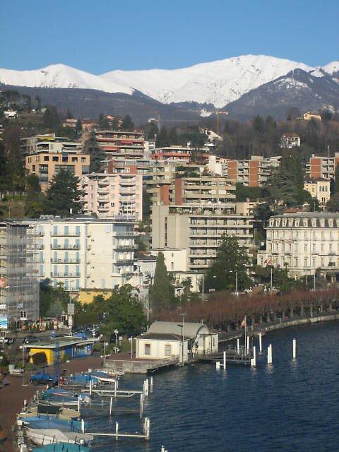 Lugano in Switzerland- 5 by Marichelle