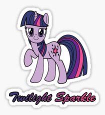 Twilight Sparkle - My Little Pony Sticker