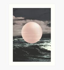 Vanilla Sky Art Print