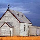 1526 Country Church by Hans Kawitzki