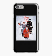 Fargo All Characters Logo iPhone Case/Skin