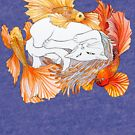 «Sueños de gato» de Ruta Dumalakaite