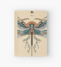 Dragon Fly Tattoo Hardcover Journal