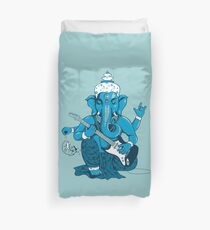 Ganesha rocks ! Duvet Cover