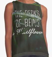 The Perks of Being a Wallflower  Contrast Tank