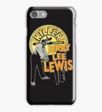 jerry lee lewis iPhone Case/Skin