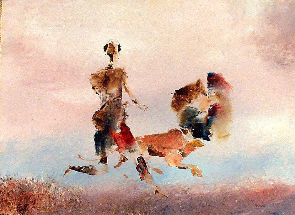 running by Valeriu Buev