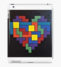 Tetris Heart - OG Addition iPad Case/Skin