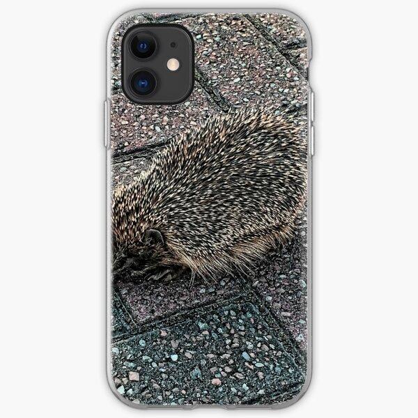 Hedgehog iPhone Soft Case