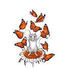 «Ratón Mariposas» de Ruta Dumalakaite