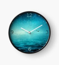 the sea and the universe Clock