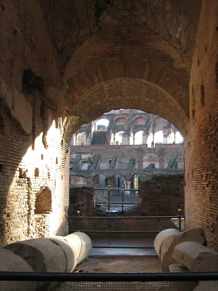 Colloseum in Rome 4 by Marichelle