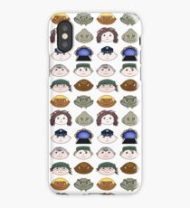 SG1 pattern iPhone Case/Skin