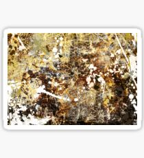 Abstract: Eyestrain Sticker