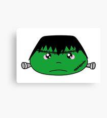 Frankenstein monster - Halloween collection Canvas Print
