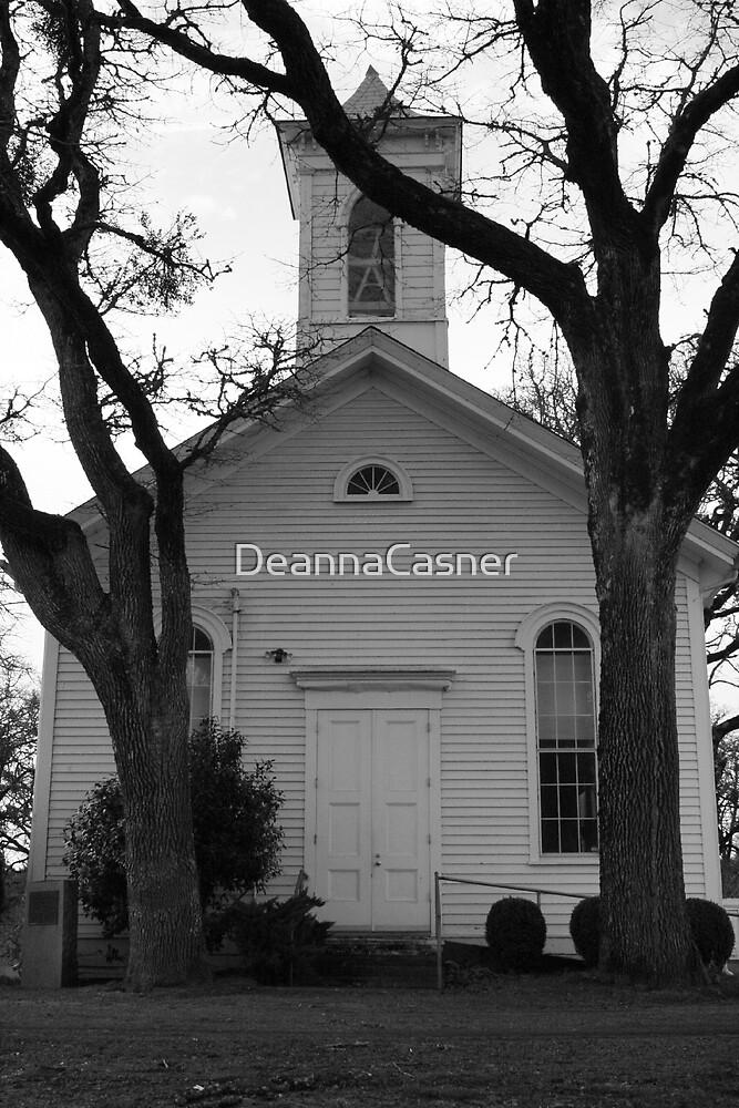 little white church by DeannaCasner