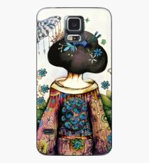 Topiary Teapot Case/Skin for Samsung Galaxy