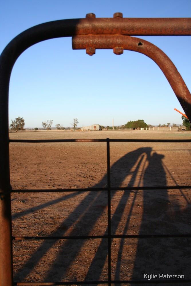 Farm Gate by Kylie Paterson