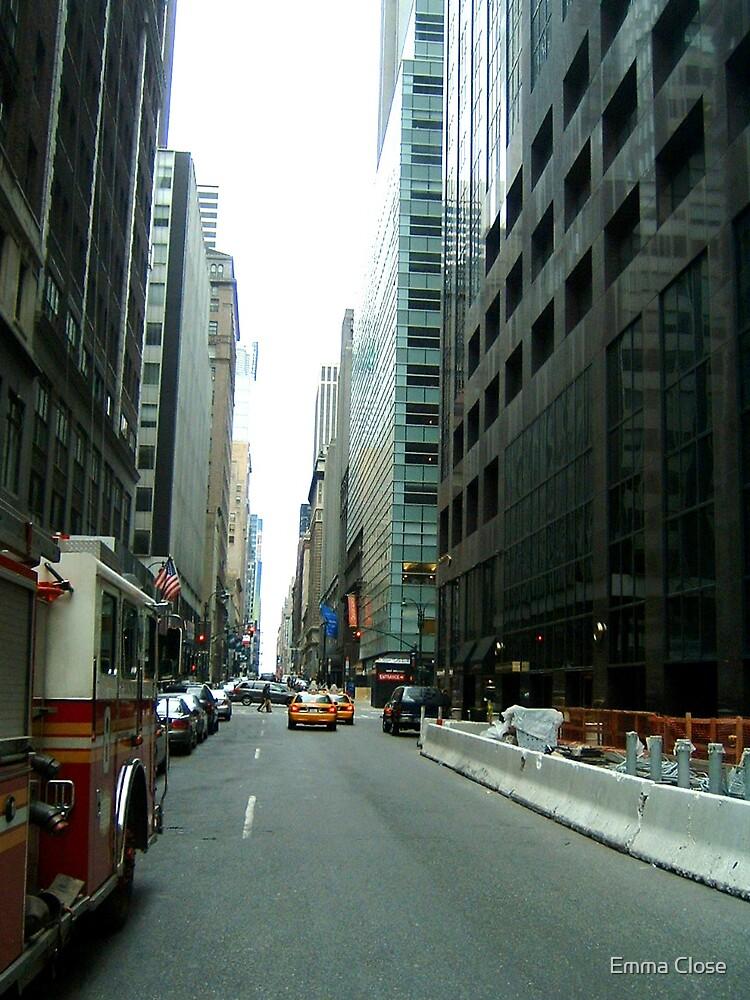 New York by Emma Close