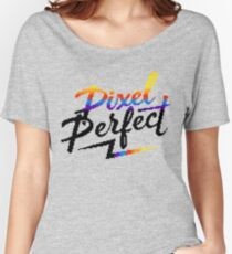 Pixel Perfect Women's Relaxed Fit T-Shirt