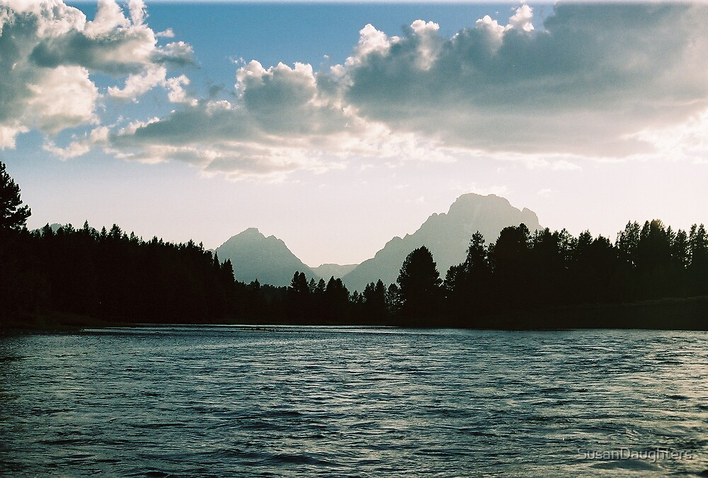 Snake River Cruise by SusanDaughters