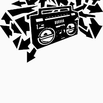 Boombox by jmojoe