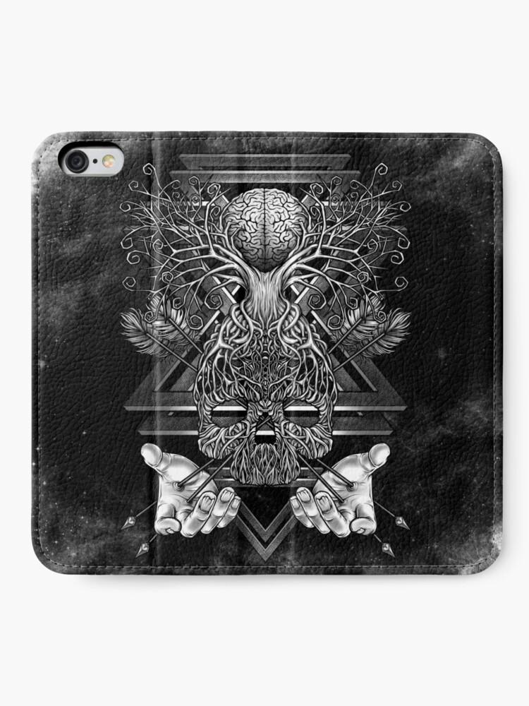 Alternative Ansicht von Winya Nr. 57 iPhone Flip-Case