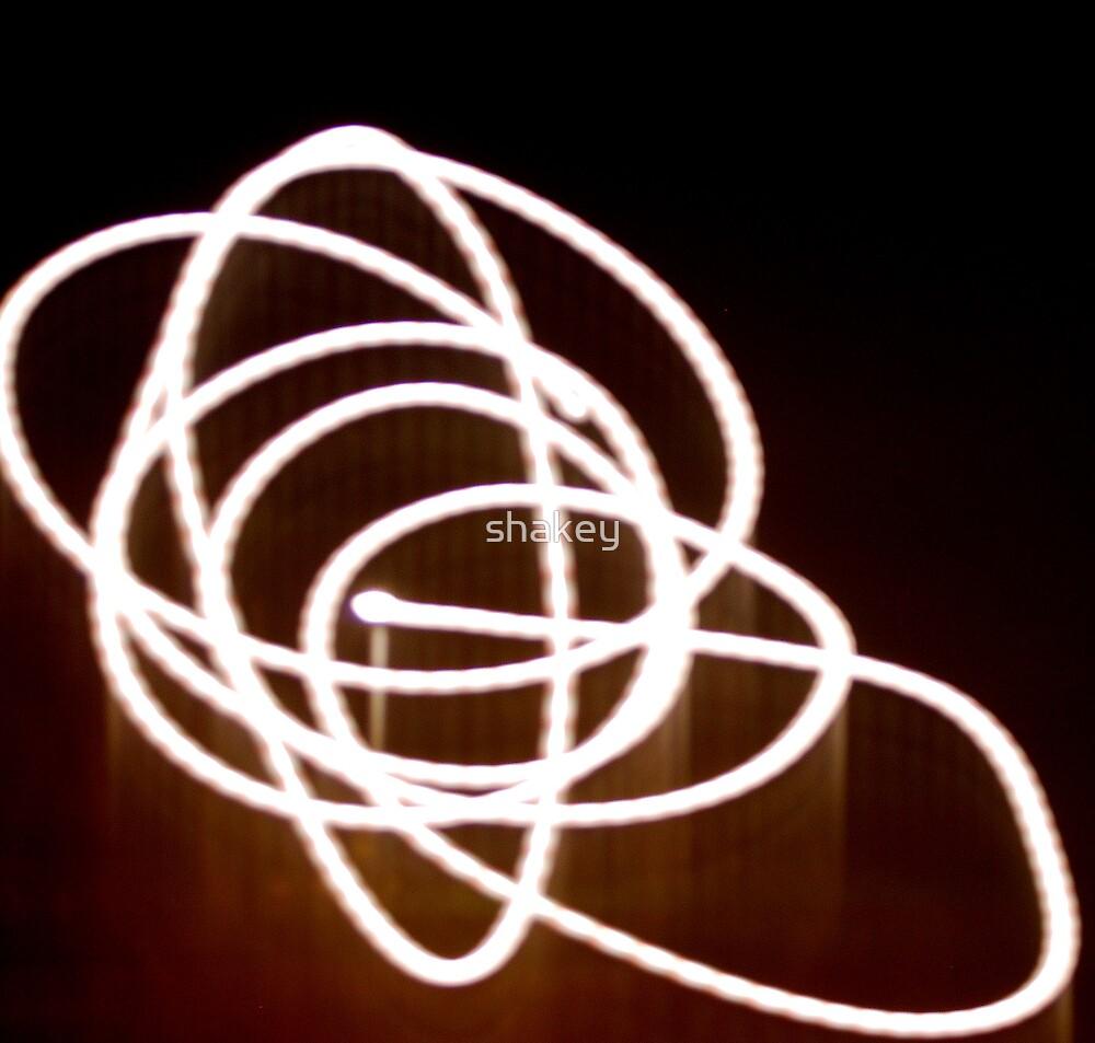 Crazy Streetlight by shakey