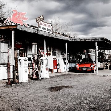 Hackberry General Store Route 66 by infinitephotos