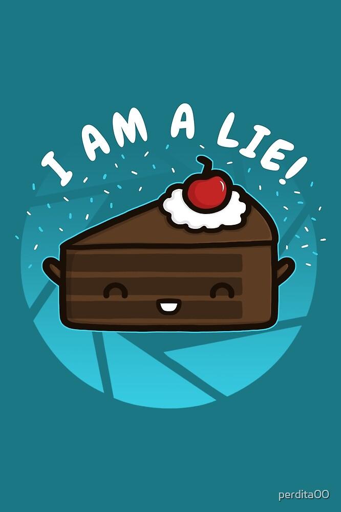 I Am A Lie by perdita00