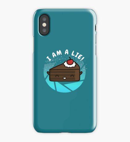 I Am A Lie iPhone Case/Skin