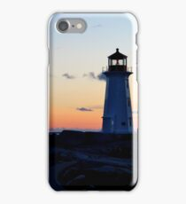 Peggy's Lighthouse iPhone Case/Skin