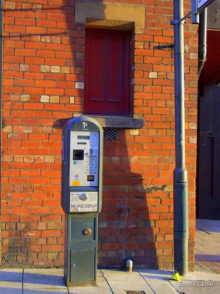 Parking Meter, leeds by Emma Close