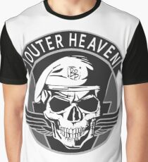 Outer Heaven - (MGSV) Graphic T-Shirt