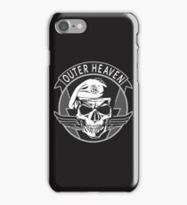 Outer Heaven - (MGSV) iPhone Case/Skin