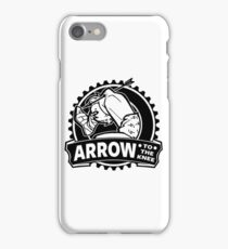 Arrow To The Knee iPhone Case/Skin