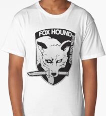 Fox Hound Special Force Group Long T-Shirt