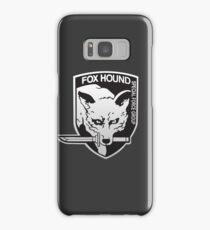 Fox Hound Special Force Group Samsung Galaxy Case/Skin