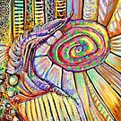 Abstract shapes and colours 3 by Extreme-Fantasy