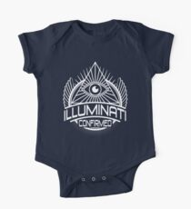 Illuminati Confirmed Kids Clothes